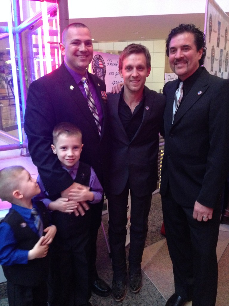 Armed Forces Foundation >> Justin Moore And Scott Borchetta Jointly Named Humanitarian