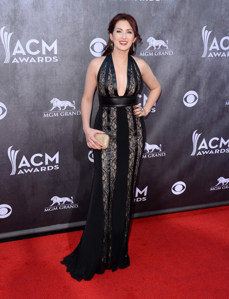 Katie Armiger - 49th Annual ACM Awards - CountryMusicIsLove