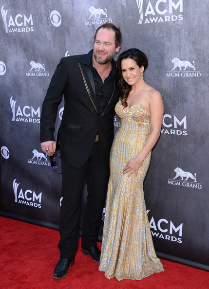 Lee Brice, Sarah - 49th Annual ACM Awards - CountryMusicIsLove