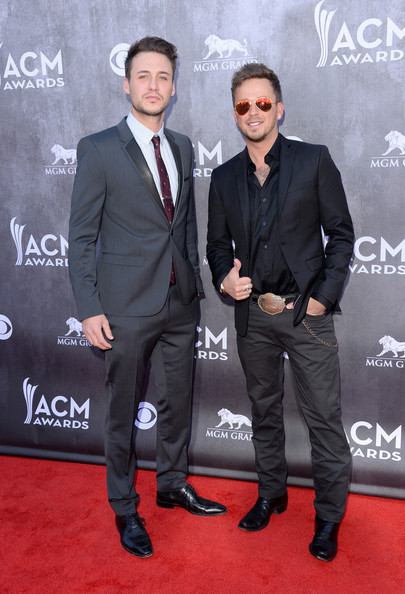 Love and Theft - 49th Annual ACM Awards - CountryMusicIsLove