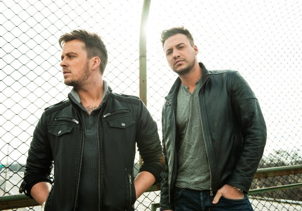 Love and Theft Announce Night That You'll Never Forget Tour