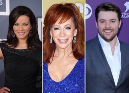 Martina McBride, Reba, Chris Young & More Lend Voices To Anthem To Help Outnumber Hunger