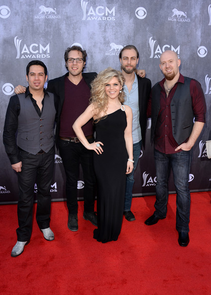 Natalie Stovall and The Drive - 49th Annual ACM Awards - CountryMusicIsLove