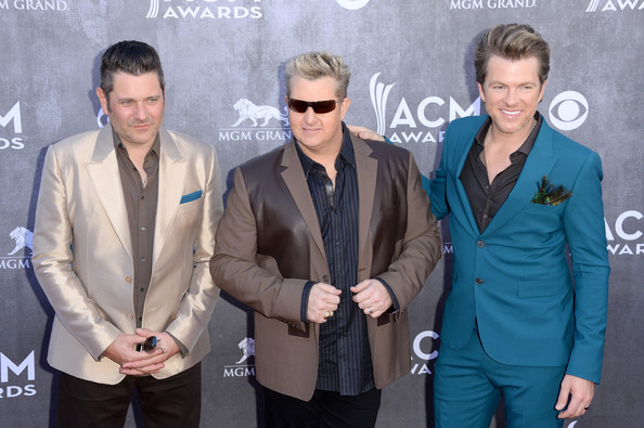 Rascal Flatts - 49th Annual ACM Awards - CountryMusicIsLove