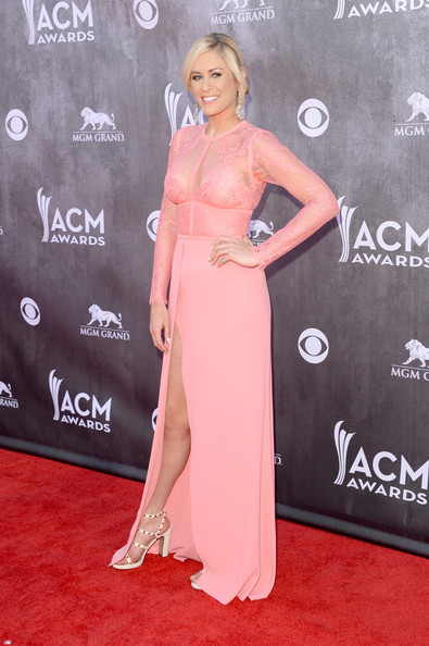 Sarah Davidson - 49th Annual ACM Awards - CountryMusicIsLove