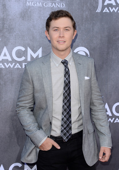 Scotty McCreery - 49th Annual ACM Awards - CountryMusicIsLove