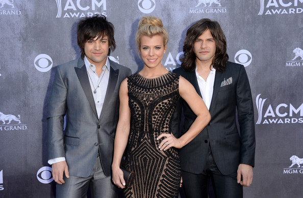 The Band Perry - 49th Annual ACM Awards - CountryMusicIsLove