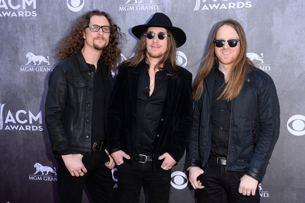 The Cadillac Three - 49th Annual ACM Awards - CountryMusicIsLove