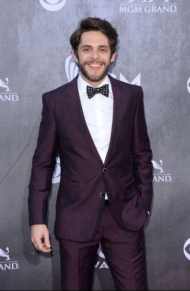 Thomas Rhett - 49th Annual ACM Awards - CountryMusicIsLove
