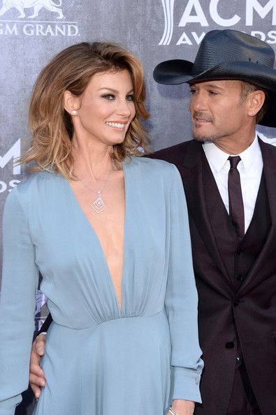 Tim McGraw, Faith Hill - 49th Annual ACM Awards - CountryMusicIsLove