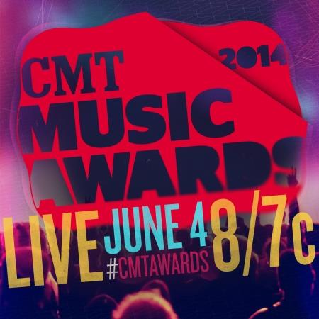 2014 CMT Music Awards Logo
