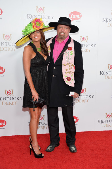 Photos Country Stars Attend The 140th Kentucky Derby