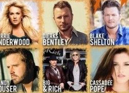 Pepsi Gulf Coast Jam Reveals 2014 Lineup + Your Chance To WIN!