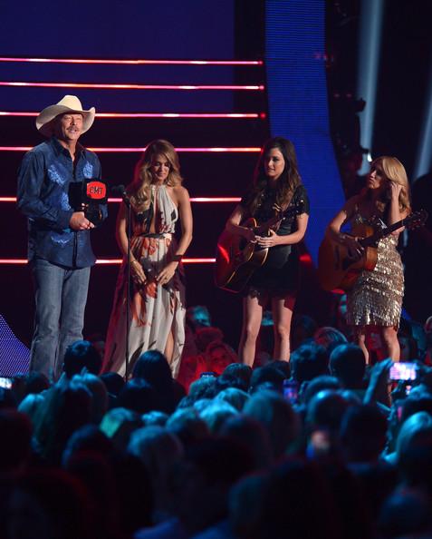 Alan Jackson Carrie Underwood Kacey Musgraves Lee Ann Womack - 2014 CMT Music Awards- CountryMusicIsLove
