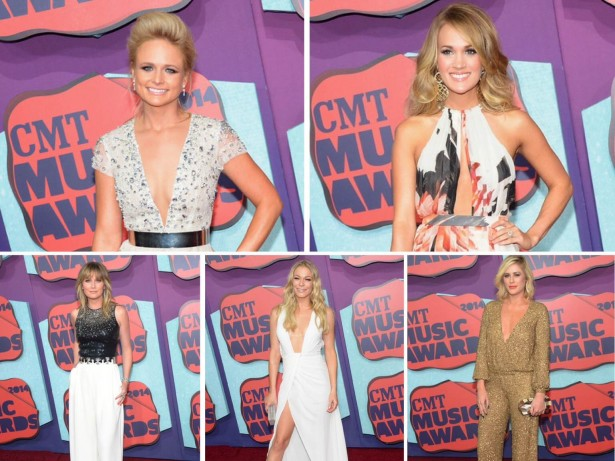 Best & Worst Dressed at the 2014 CMT Music Awards
