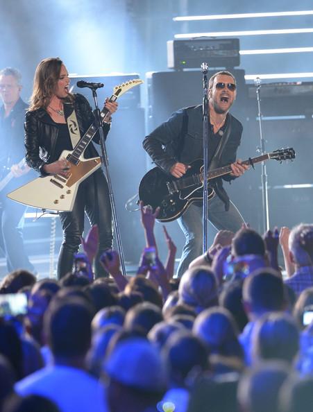 Eric Church Lzzy Hale - 2014 CMT Music Awards- CountryMusicIsLove