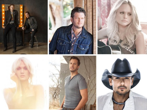 2014 CMT Music Awards Reveal Final Nominees For Video Of The Year