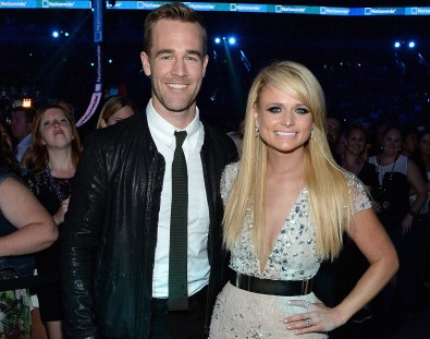 James Van Der Beek Says Country Stars Are 'The Most Fun'
