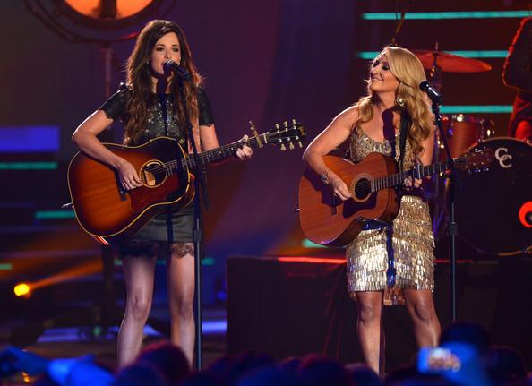 Kacey Musgraves Lee Ann Womack - 2014 CMT Music Awards- CountryMusicIsLove