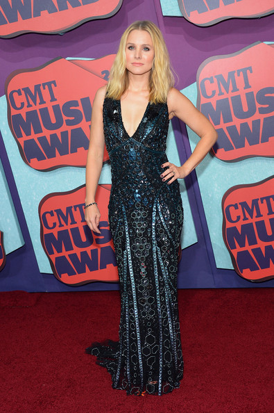 Kristen Bell - 2014 CMT Music Awards