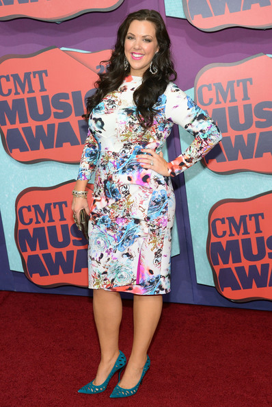 Krystal Keith  - 2014 CMT Music Awards