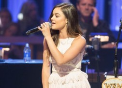 Lucy Hale Makes Grand Ole Opry Debut, Announces New Single