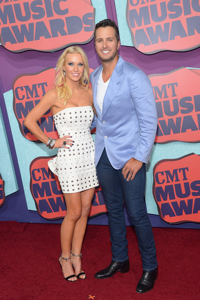 Luke Bryan - 2014 CMT Music Awards