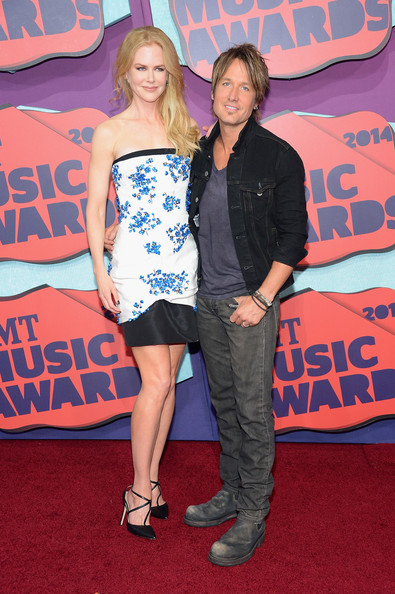 Nicole Kidman, Keith Urban 2014 CMT Music Awards