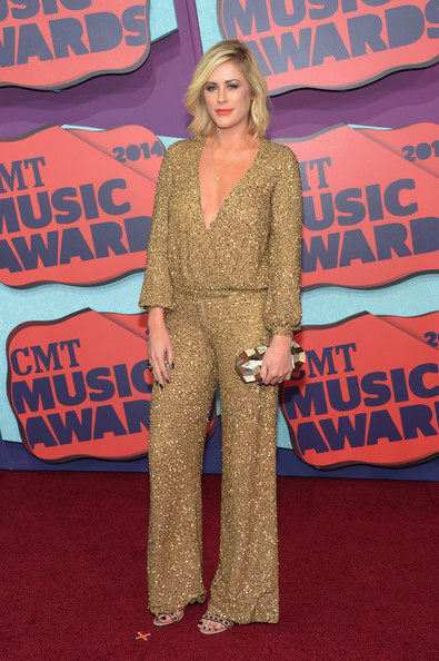 Sarah Davidson - 2014 CMT Music Awards