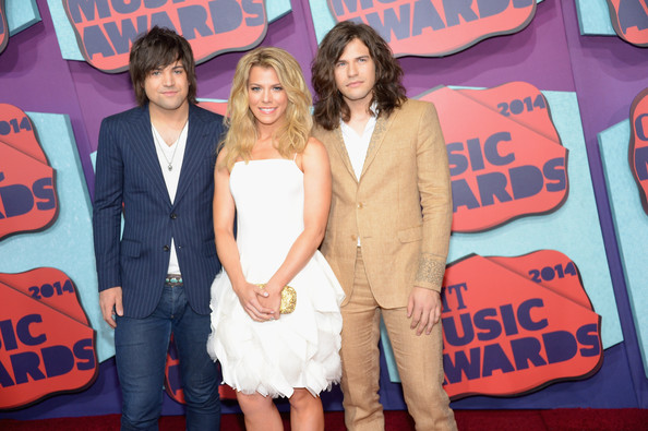 The Band Perry - 2014 CMT Music Awards