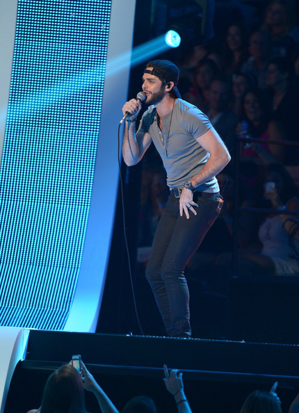 Thomas Rhett - 2014 CMT Music Awards- CountryMusicIsLove