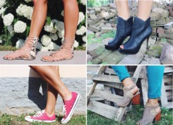 Music Festival Fashion: Shoes for Day and Night