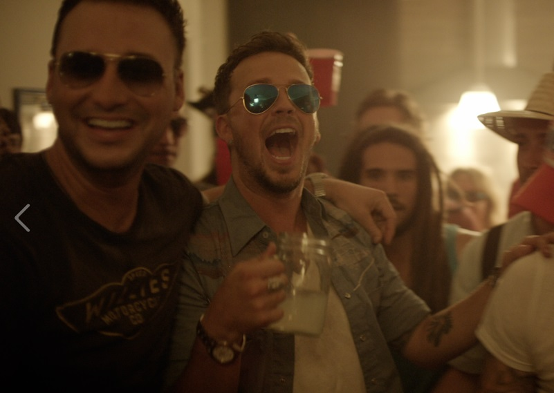 Love and Theft Release Star-Studded 'Night That You'll Never Forget' Music Video