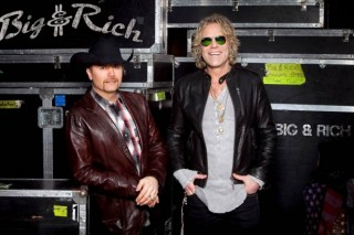 Big & Rich Hitting the Road on U.S. Summer Tour