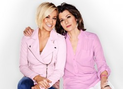 Kellie Pickler and Amy Grant Join Forces with Athena Bottled Water in the Fight Against Breast Cancer