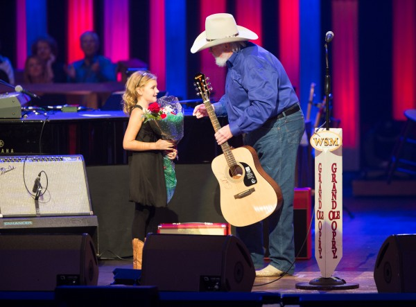 Grand Ole Opry Celebrates 25th Anniversary of Country Cares for St. Jude Kids