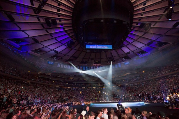 Luke Bryan Takes Over New York With Two Sold Out Shows Sounds Like Nashville