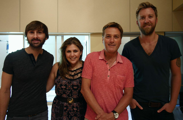 carrie underwood lady antebellum more to appear on michael w smith christmas album sounds like nashville