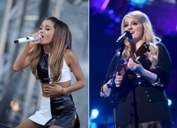 Ariana Grande and Meghan Trainor To Duet with Top Country Acts on 'The 48th Annual CMA Awards'