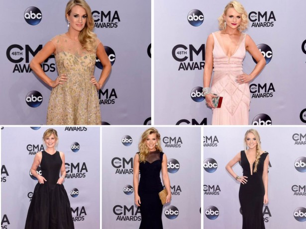 Best & Worst Dressed at 'The 48th Annual CMA Awards'