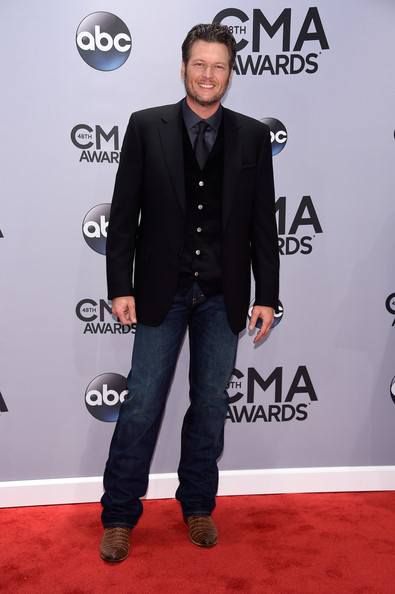Blake Shelton - 48th Annual CMA Awards - CountryMusicIsLove