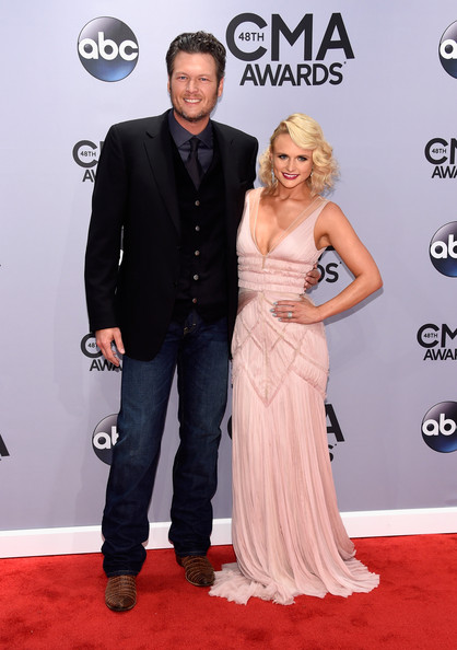 Blake Shelton - Miranda Lambert - 48th Annual CMA Awards - CountryMusicIsLove