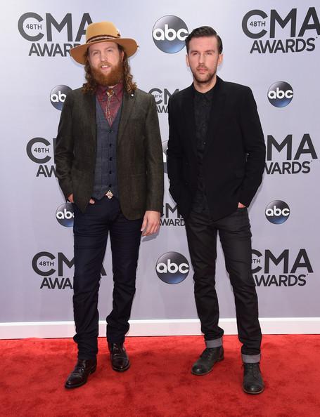 Brothers Osborne - 48th Annual CMA Awards - CountryMusicIsLove