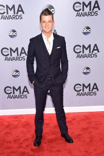 Chase Bryant - 48th Annual CMA Awards - CountryMusicIsLove