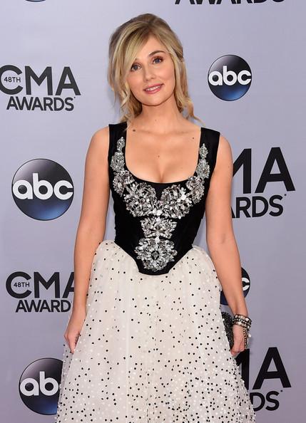 Clare Bowen - Nashville - 48th Annual CMA Awards - CountryMusicIsLove