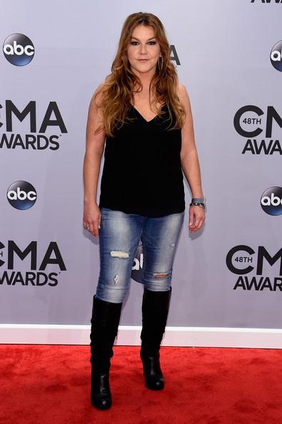 Gretchen Wilson - 48th Annual CMA Awards - CountryMusicIsLove