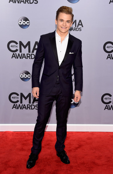 Hunter Hayes - 48th Annual CMA Awards - CountryMusicIsLove