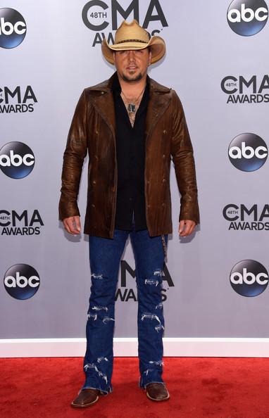 Jason Aldean - 48th Annual CMA Awards - CountryMusicIsLove