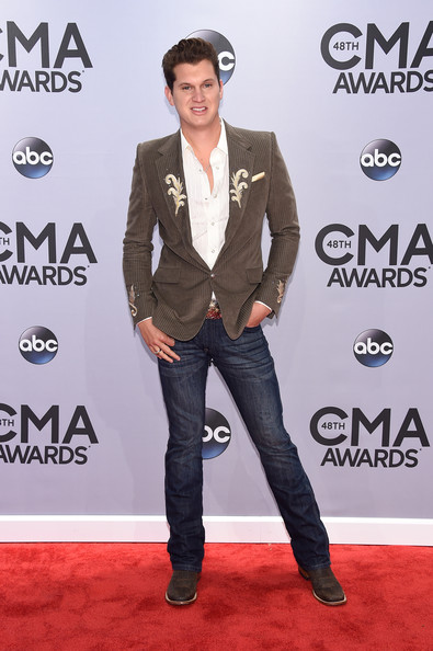 Jon Pardi - 48th Annual CMA Awards - CountryMusicIsLove