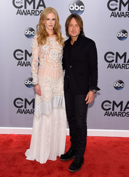 Keith Urban - Nicole Kidman - 48th Annual CMA Awards - CountryMusicIsLove